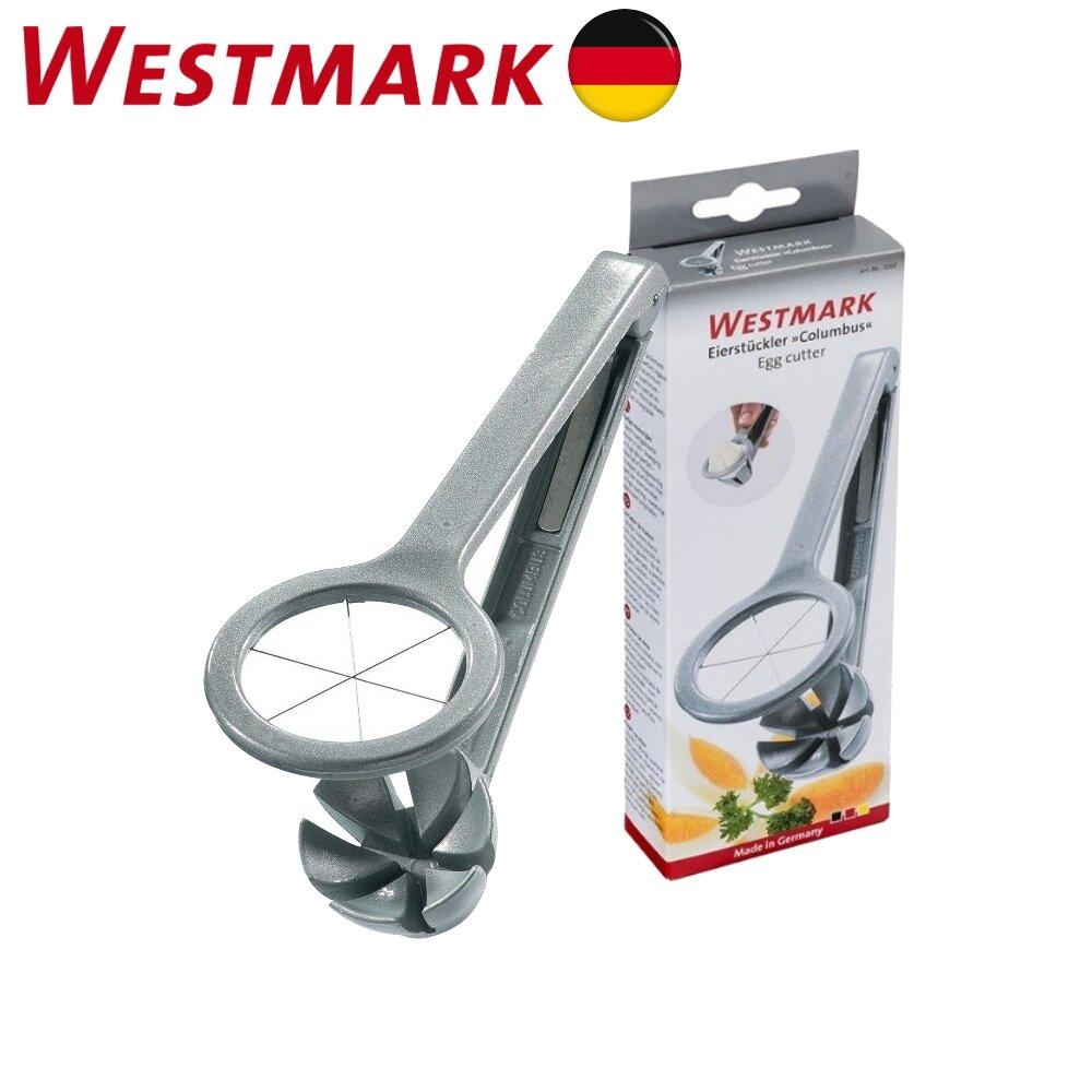 《德國WESTMARK》鋁合金6瓣切蛋器 1060 2260