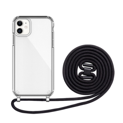 O-one  Apple iPhoneX/XS 可調式掛繩手機殼 手機套