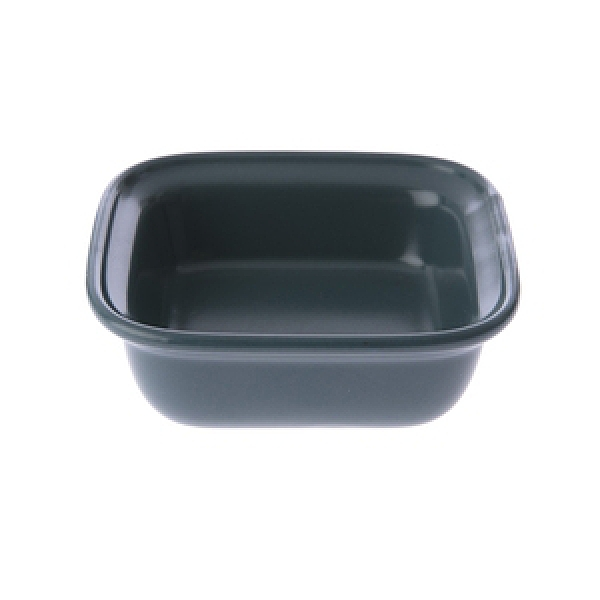 HOLA 闊彩醬碟7.5cm-墨綠