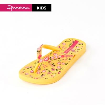 Ipanema [KIDS] Ipanema [KIDS] 日本嘻遊系列夾腳拖鞋-兒童款 黃