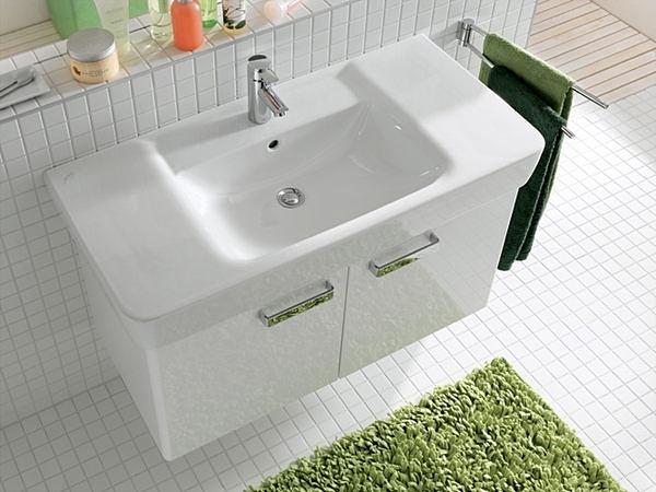 【麗室衛浴】德國 KERAMAG Plan系列 檯上盆 / 掛盆 122100 100*48CM