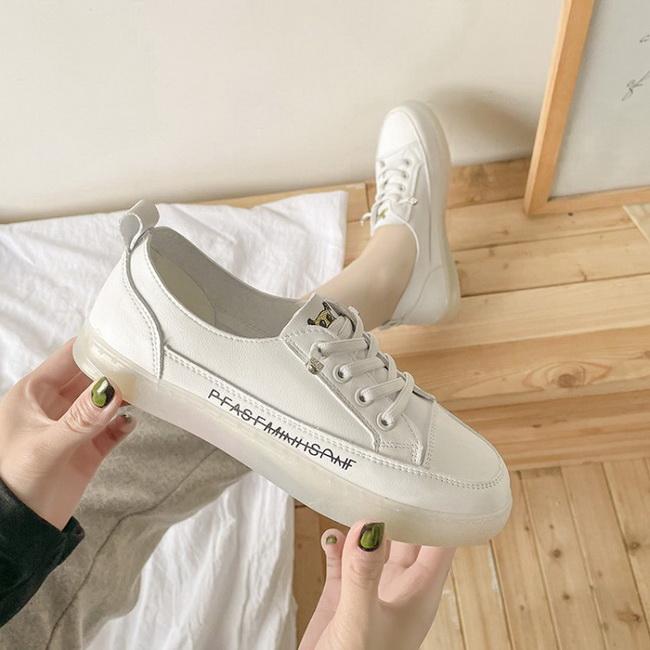 FOFU-(任2雙888)簡約百搭經典低跟果凍底休閒鞋【02S13815】