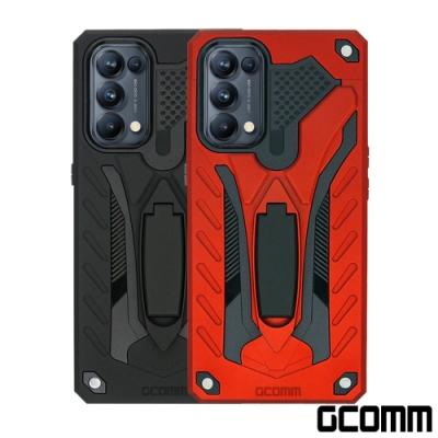 GCOMM OPPO Reno5 Pro 5G 防摔盔甲保護殼 Soild Armour