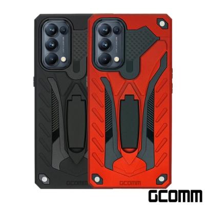 GCOMM OPPO Reno5 5G 防摔盔甲保護殼 Soild Armour