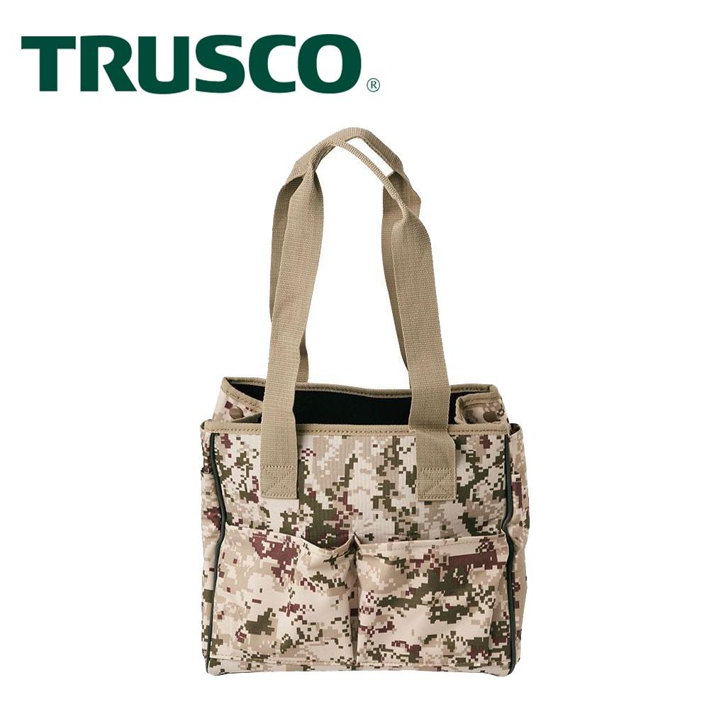 【Trusco】數位迷彩-沙漠色系工具袋(小)