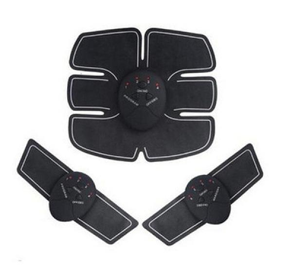 智慧USB充電 腹肌神器 腹肌貼片 肌肉自主運動 懶人腹部貼 懶人健腹器 肌肉健身儀 運動訓練神器