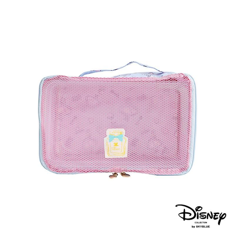 天藍小舖-迪士尼系列愛麗絲點點衣物/鞋子收納袋-單1款-A09090371