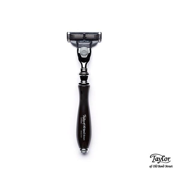 GOODFORIT / 英國Taylor Victorian Mach3 Razor維多利亞刮鬍刀具/三色