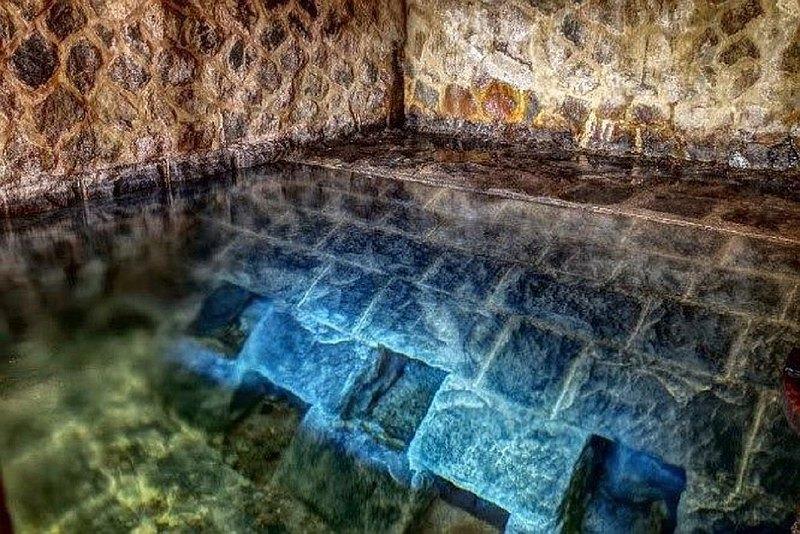 陽明山藍寶石泉秘境X草山水道 自來水園區限額參加活動不定期舉辦