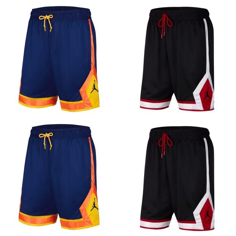 [Jordan] 新款 男款運動籃球褲 潮流 夏天 黑 CV6023010 藍 CV6023492《曼哈頓運動休閒館》