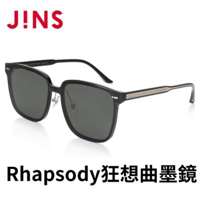 JINS Rhapsody 狂想曲METHODIC SENCE墨鏡(AMRF21S046)黑色