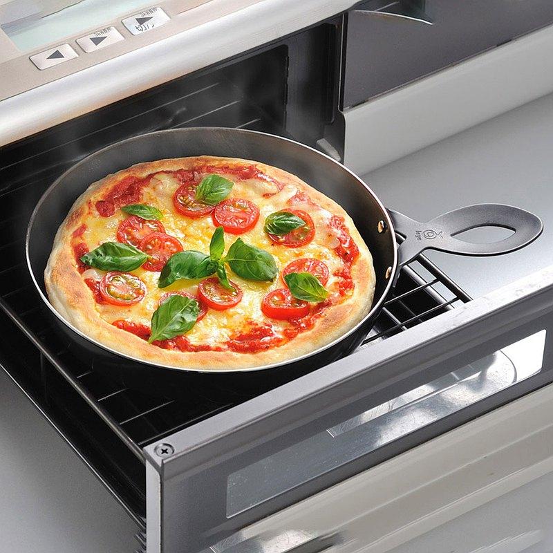 日本AUX 披薩小鐵鍋