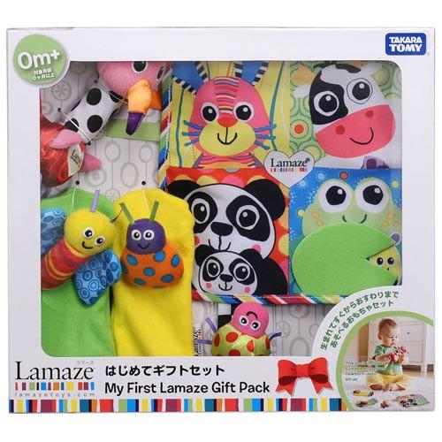 Lamaze拉梅茲嬰幼兒玩具 拉梅茲精選禮盒