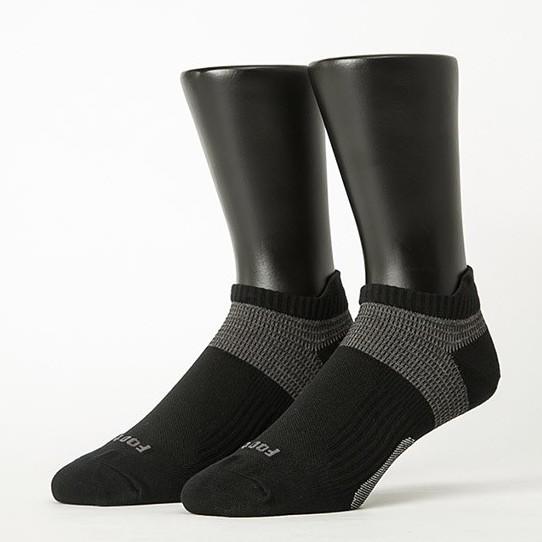 Footer|全薄款輕壓力足弓船短襪 T120