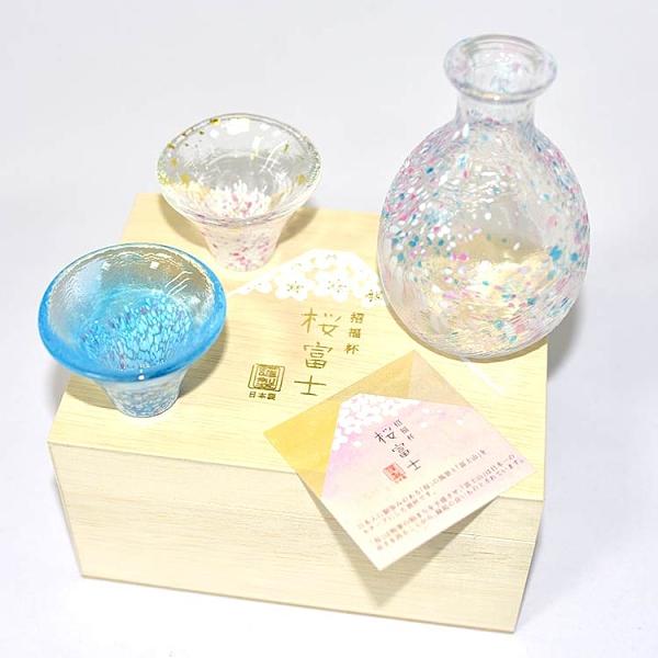 櫻富士 冷酒組 日本清酒杯組 日本製 東洋佐佐木 250ml
