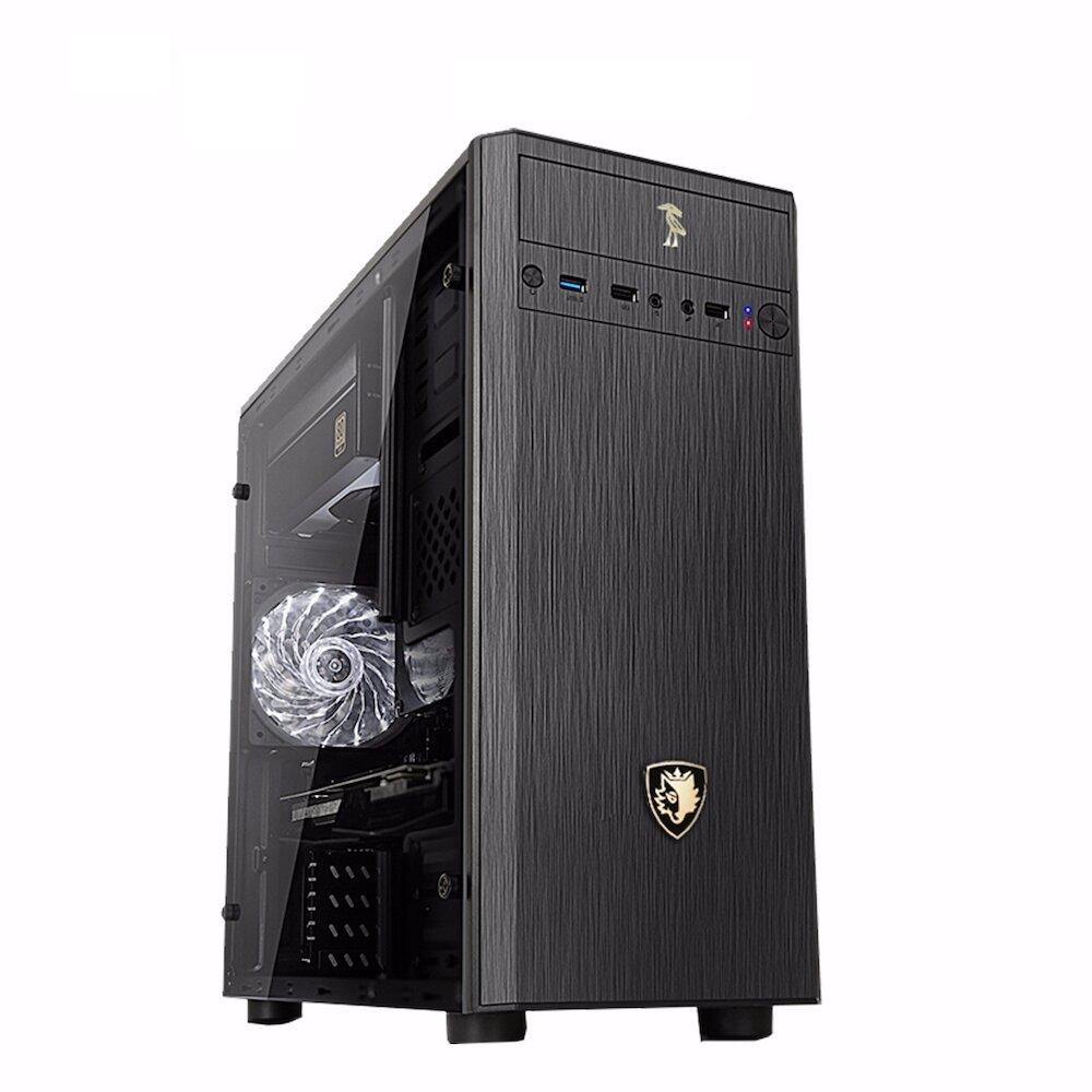 華碩B460平台【始原封魂】I5六核獨顯電玩機(I5-10400F/16G/2TB//RTX2060-6G)