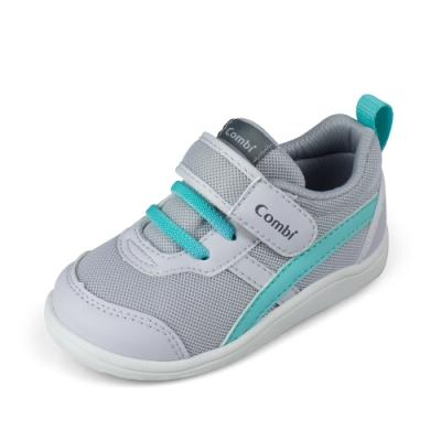 日本Combi童鞋NICEWALK 醫學級成長機能鞋C21GL灰