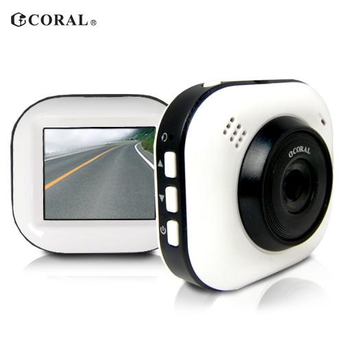 CORAL DVR-628P 停車監控 1080P小巧時尚造型行車記錄器 原廠保固一年