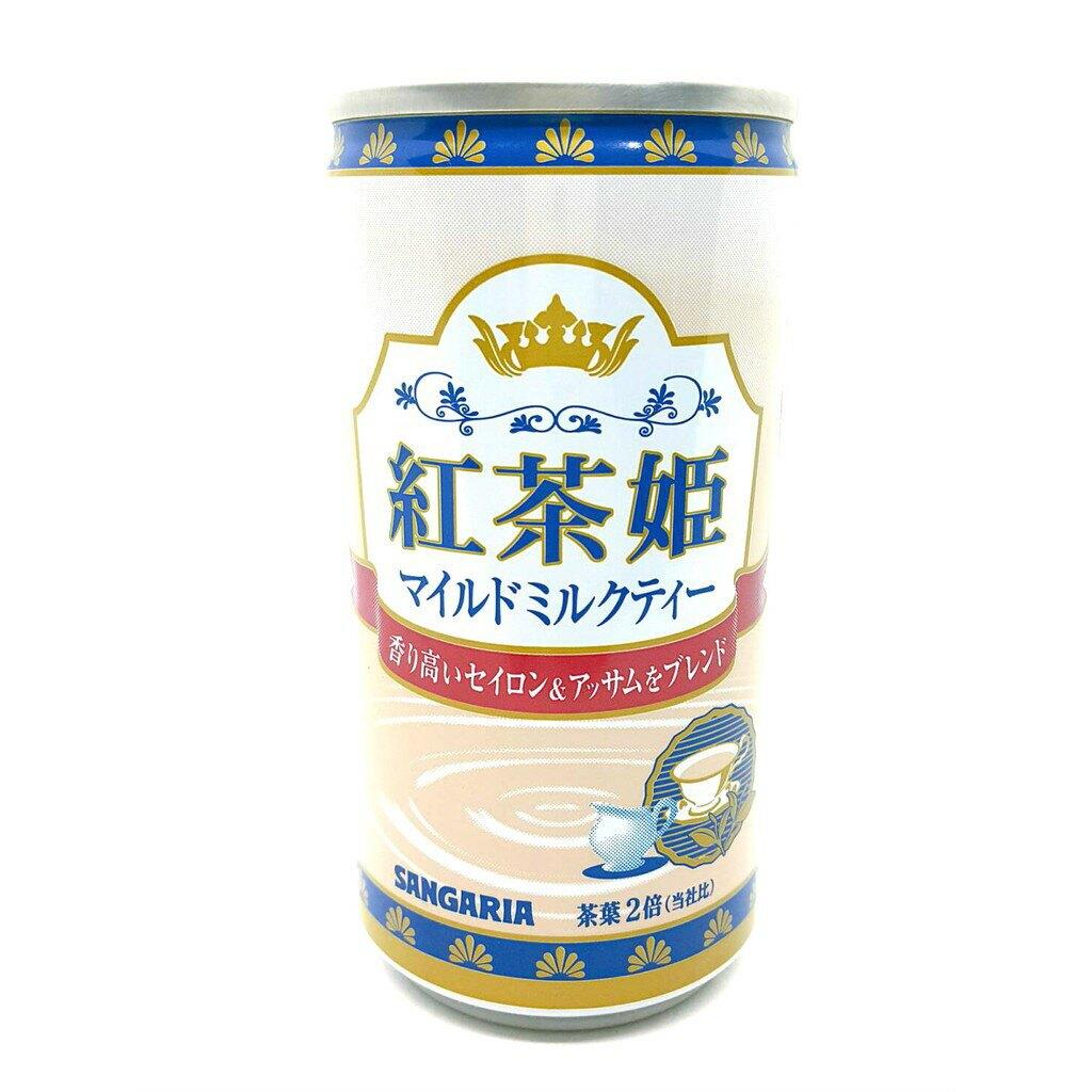 《花木馬》SANGARIA 紅茶姬奶茶 奶茶 紅茶姬 185ml