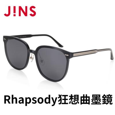 JINS Rhapsody 狂想曲METHODIC SENCE墨鏡(AMRF21S047)黑色