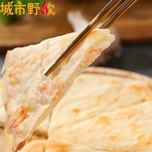 【城市野炊】正宗泰國黃金月亮蝦餅(400g/2片)-3包