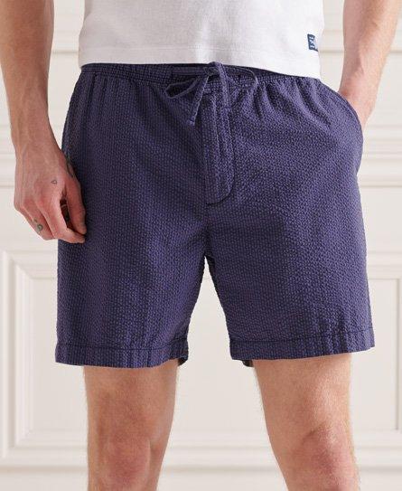 Superdry Seersucker Drawstring Shorts
