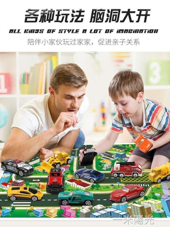 兒童玩具車模型男孩消防工程車合金小汽車2-3-5-6歲7寶寶益智玩具