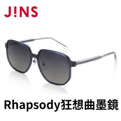 JINS Rhapsody 狂想曲METHODIC SENCE墨鏡(AMRF21S049)海軍藍
