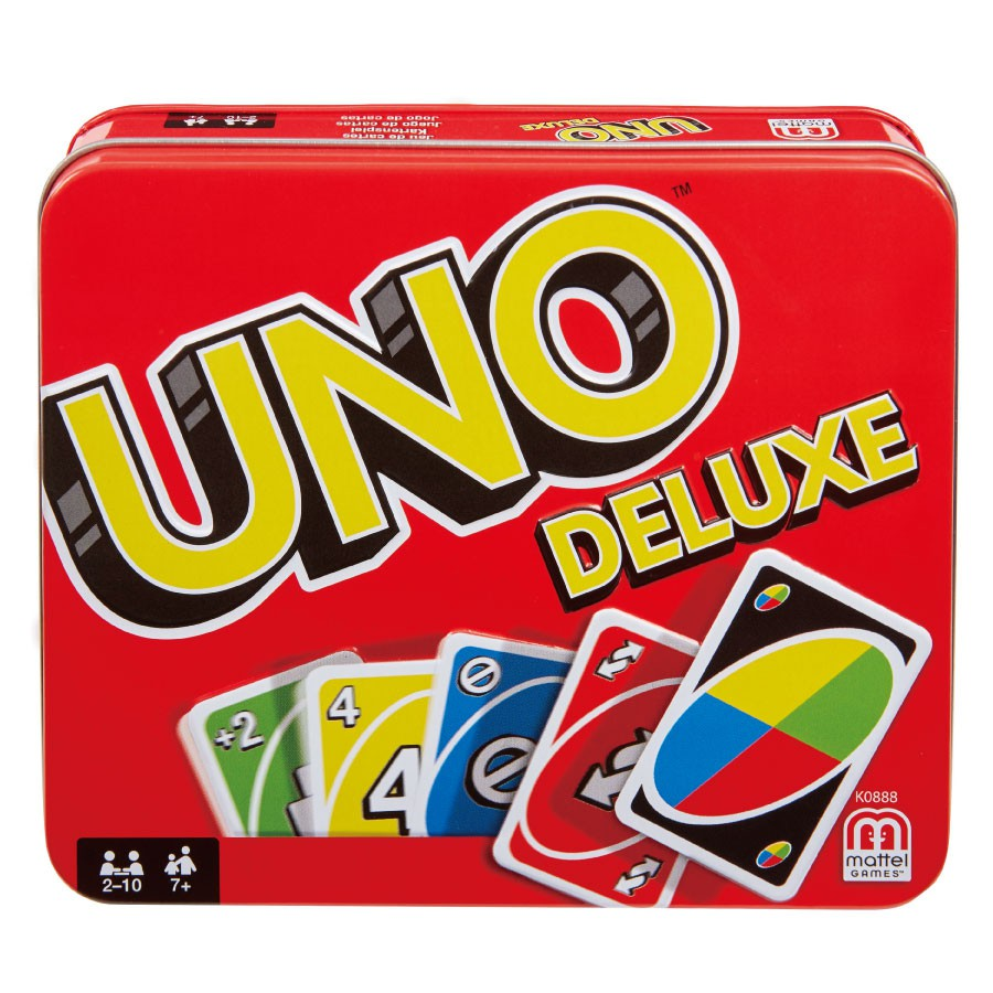 UNO豪華盒裝版 玩具反斗城
