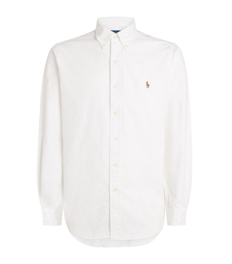 Polo Ralph Lauren Cotton Custom-Fit Oxford Shirt