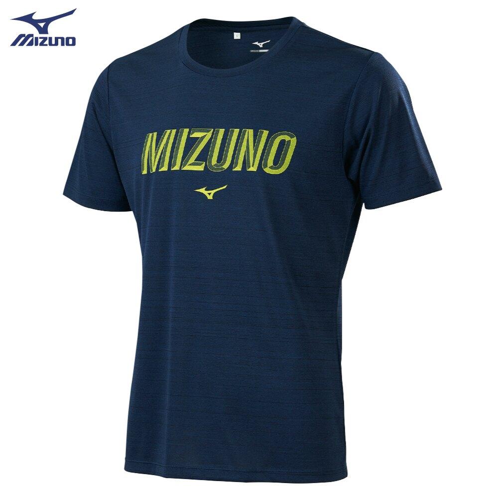 【登瑞體育】MIZUNO 男款短袖T恤_32TA100614