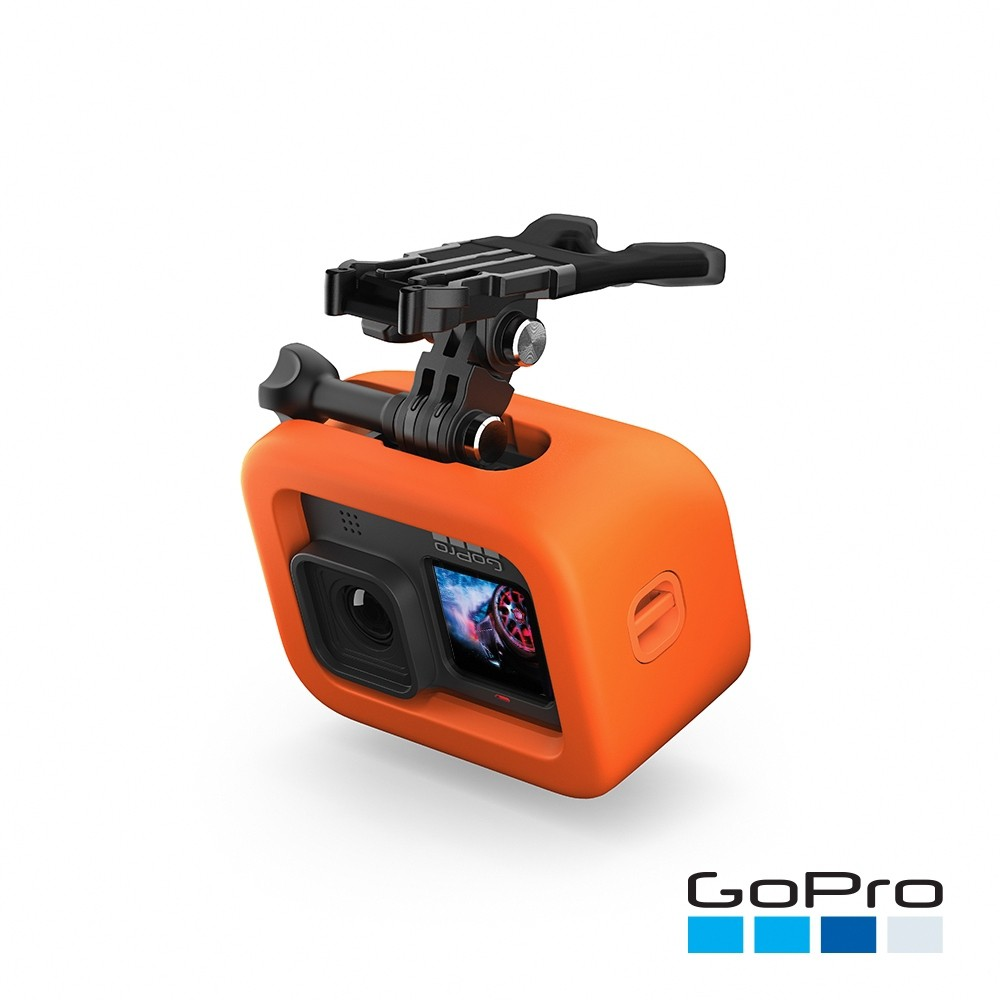 GoPro-HERO 9 嘴咬式固定座+Floaty ASLBM-003