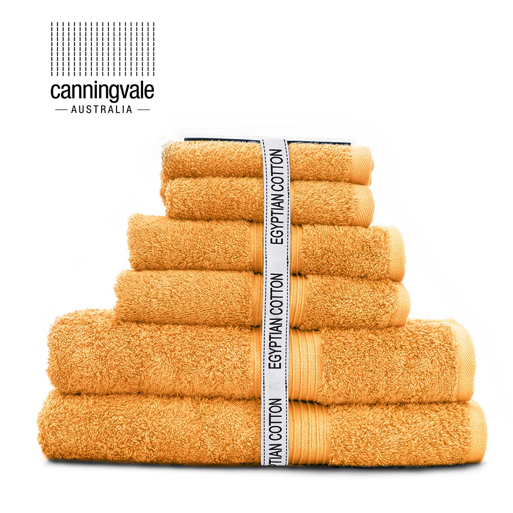 【澳洲canningvale】埃及皇家毛巾6件組澳洲坎寧威爾