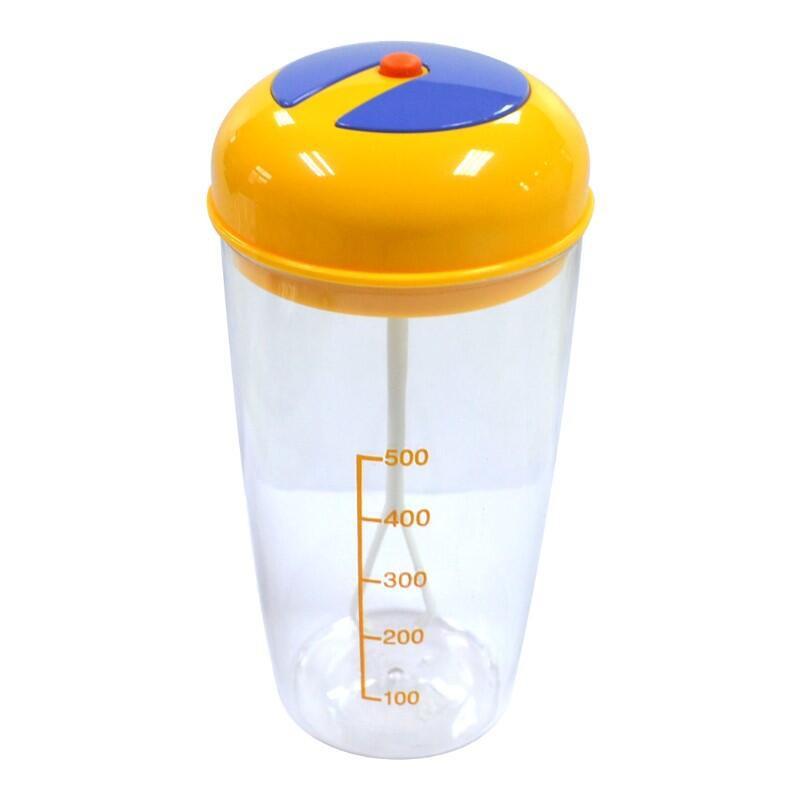 電動攪拌調理杯500cc 電池式隨身攪拌杯 咖啡杯 賀寶芙奶昔 可用【DM470】