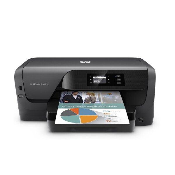 缺貨中 HP OfficeJet 商用無線噴墨印表機 / 台 Pro 8210