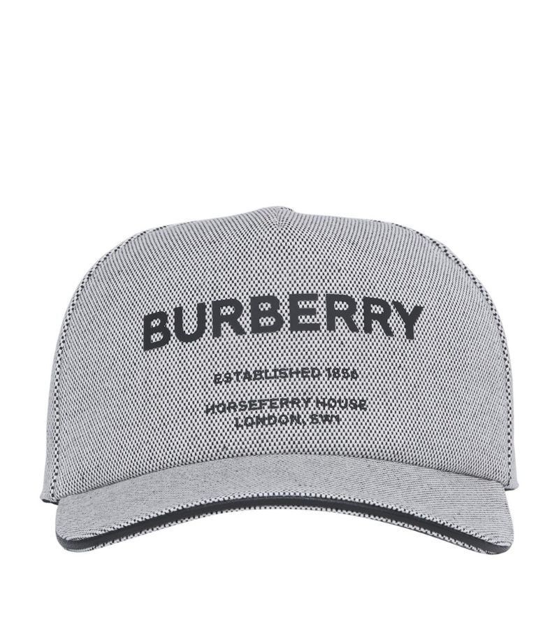Burberry Horseferry Print Baseball Cap