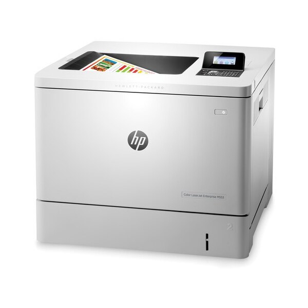 HP Color LaserJet 彩色雷射印表機 / 台 M553dn