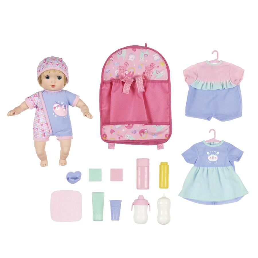 Baby Blush 13吋娃娃配件背包組 玩具反斗城