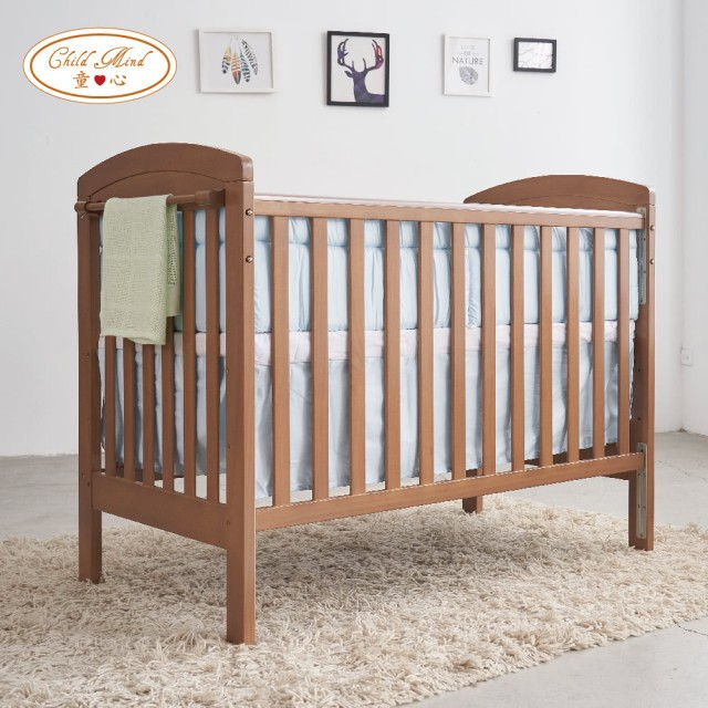 【Child Mind 童心】三合一多功能嬰兒床-奧斯卡(台規大床)