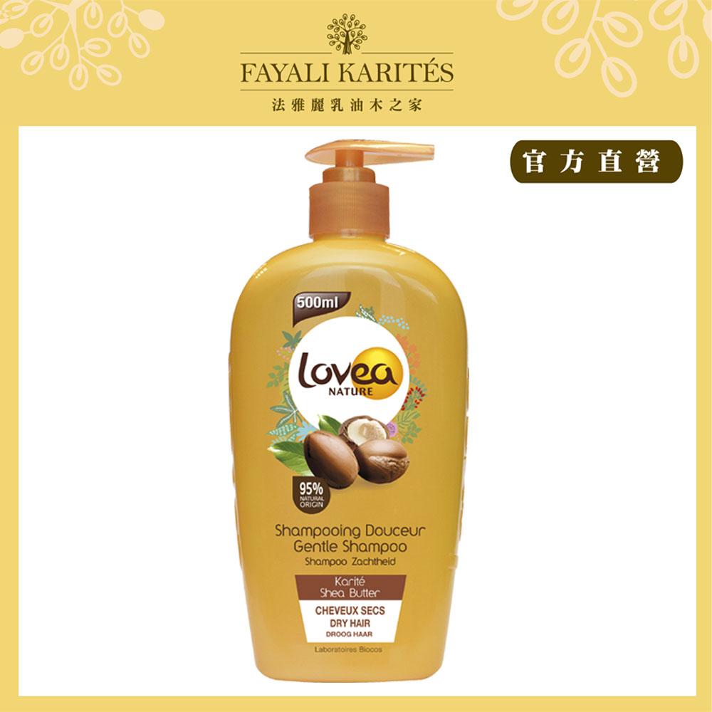 【Lovea Nature】乳油木輕柔洗髮乳500ml