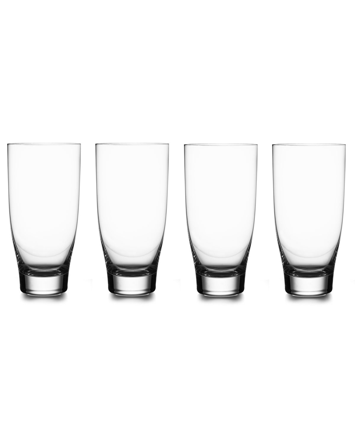 Vie Highball Glasses, Set of 4