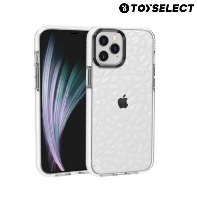 【TOYSELECT】iPhone 12/12 Pro 夢幻光透鑽防摔機能iPhone手機殼
