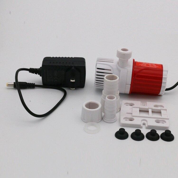 暢銷臺灣 迷你微型直流無刷小微型潛水泵 電腦水冷泵 12v魚缸假山專