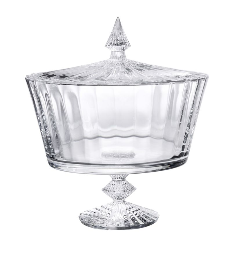 Baccarat Crystal Mille Nuits Confectionery Jar (34Cm)