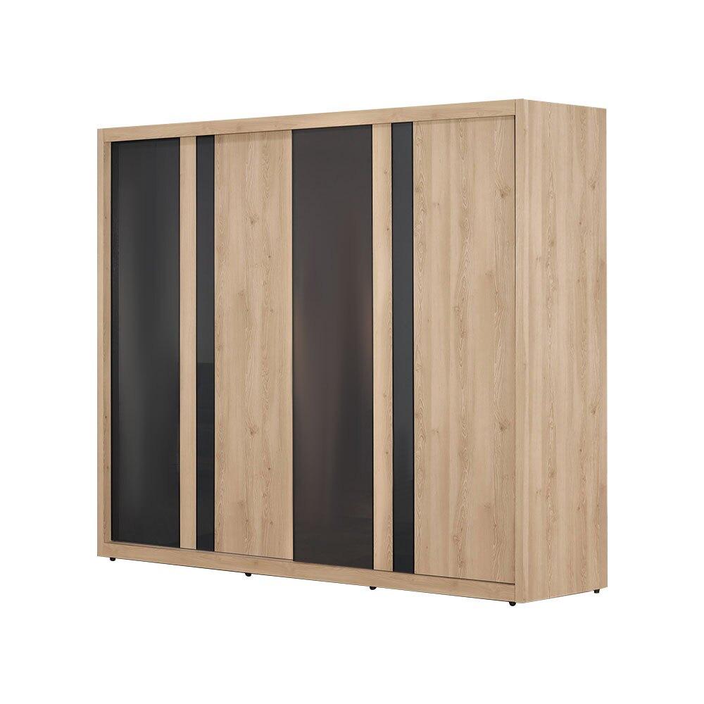 斯麥格7尺拉門衣櫃/衣櫥/H&D東稻家居-消費滿3千送點數10%