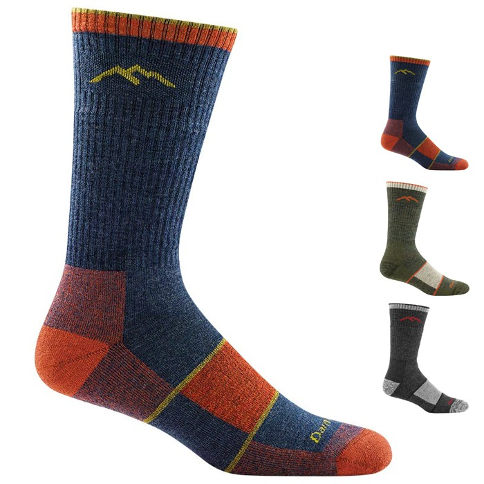 Darn Tough 男款 多色可選 美利諾登山健行襪 HIKER BOOT SOCK FULL DT1405 綠野山房