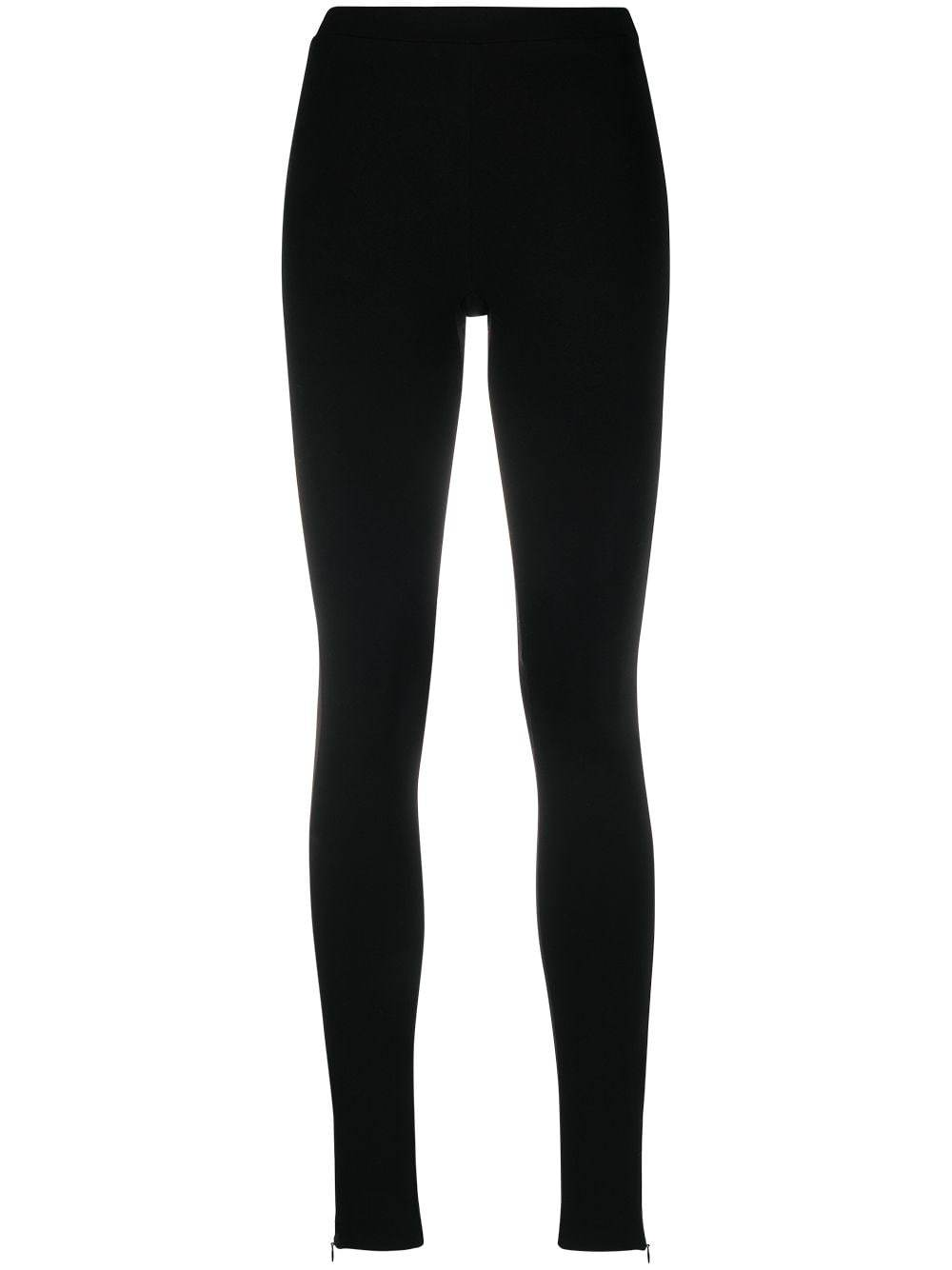 TOTEME-STUDIO Trousers Black