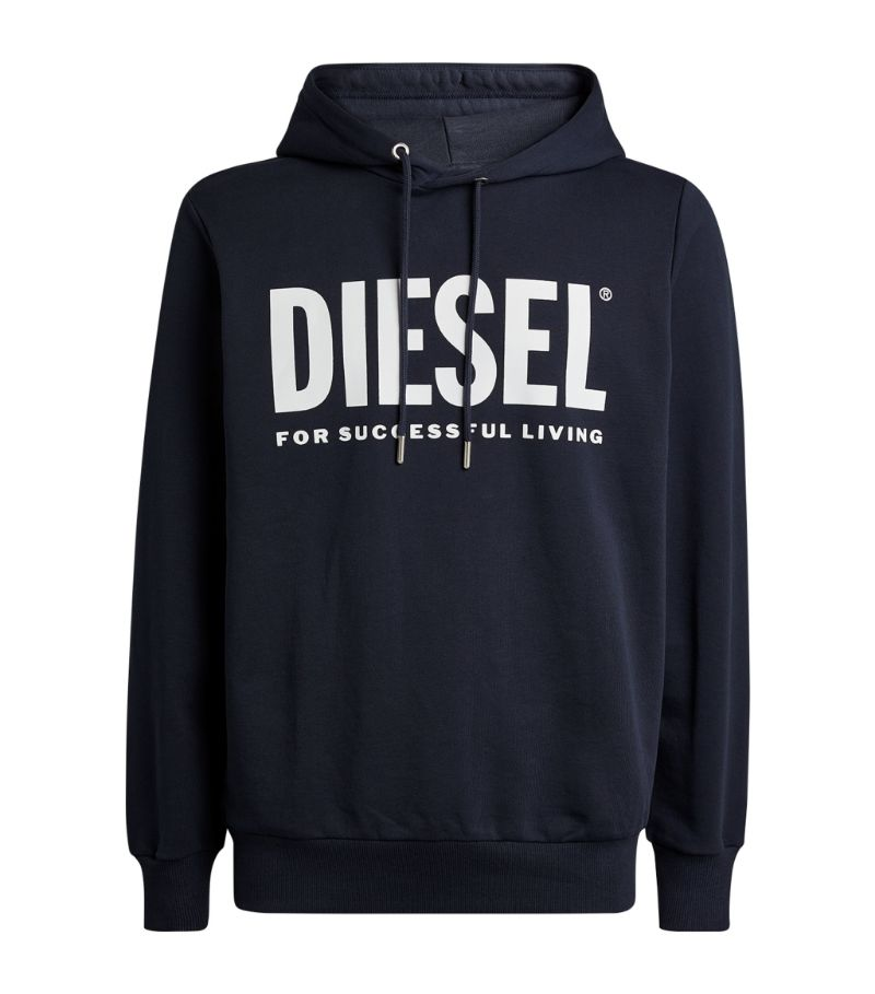 Diesel Classic Logo Hoodie