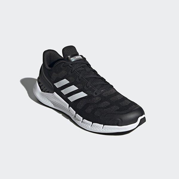 【領券最高折$250】【ADIDAS】愛迪達 CLIMACOOL VENTANIA 慢跑鞋 運動鞋 透氣 緩震 黑 男鞋 -FX7351
