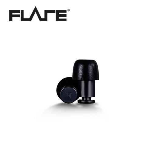 Flare Isolate 系列鋁製專業級英國防躁耳塞 黑色款【敦煌樂器】